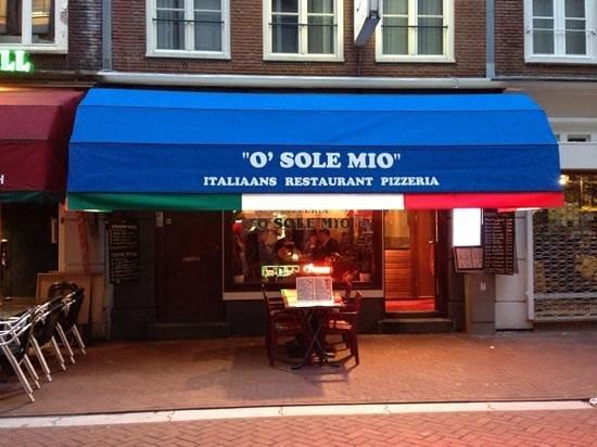 Restaurant Sole Mio Amsterdam Stadsdeel Zuid