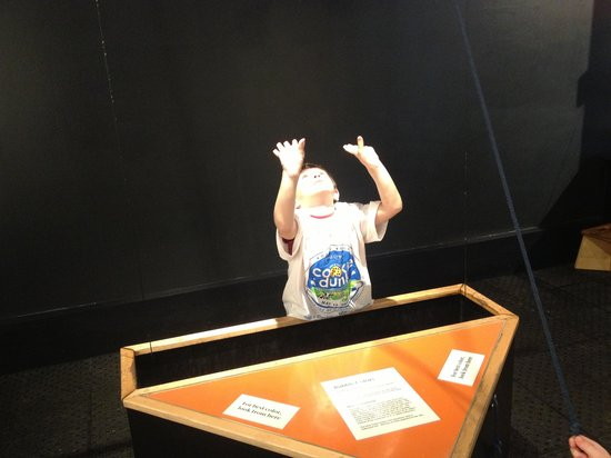 Montshire Museum of Science: Bubble time