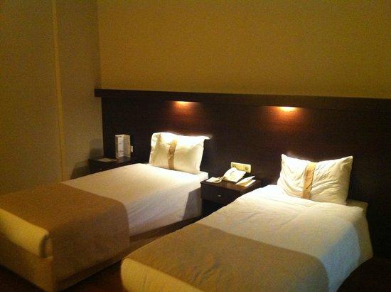 Ortakoy Princess Hotel: bed