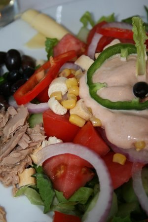 Steki Restaurant : Salade !!