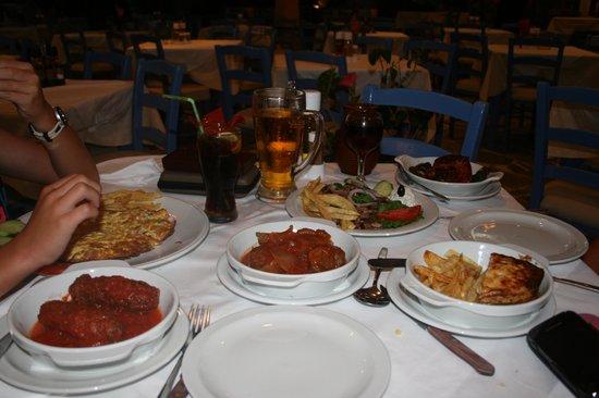 Steki Restaurant : Griekse proeverij !!