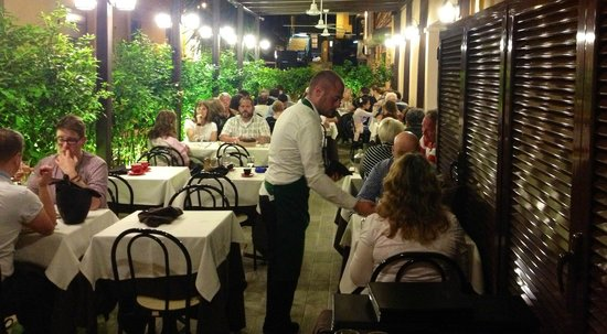 Photo of Restaurant Ristorante l'europeo at Via Del Viminale 2 G, RM 00184, Italy