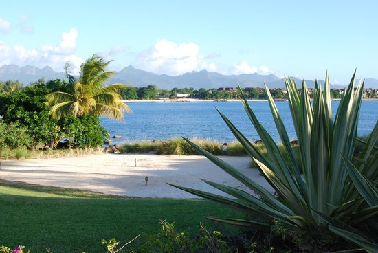 The Oberoi, Mauritius: View from our room