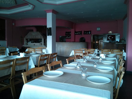 Sultan Restaurant01: Sultan Restaurant, Göreme, Cappadocia