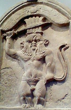 Museo di Scultura Antica Giovanni Barracco : Statue of Bes, 1st century AD