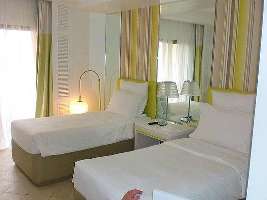 Moevenpick Hotel Mactan Island Cebu: ツインルーム