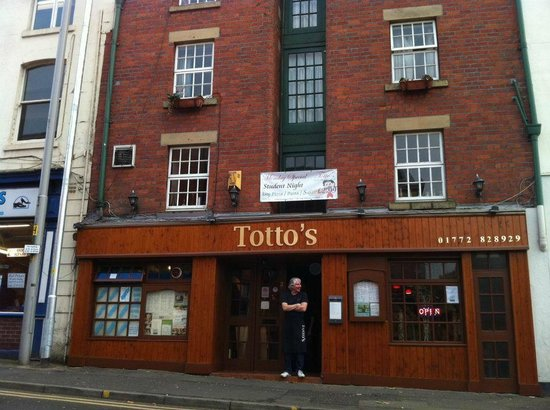 Tottos Mediterranean Turkish Delight Preston Updated