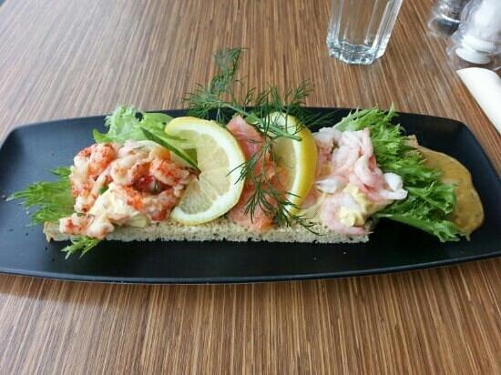 Seafood Bar: Landgang