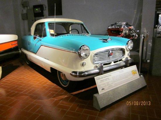 Gilmore Car Museum: Nash