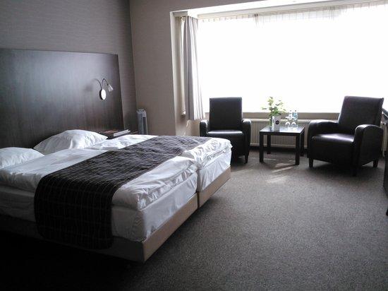 كارلتون هوتل: Our room