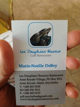 Constance Ephelia: Restaurant 30 mins away.