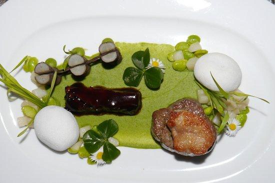 W Restaurant: Variation vom Kalb