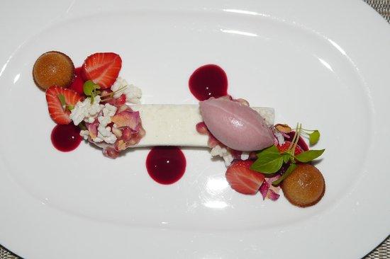 Hotel im Wasserturm: Dessert