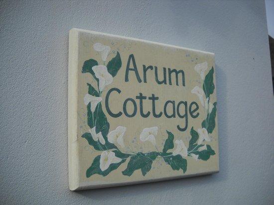 Mont Fleur - Wilderness: Arum cottage