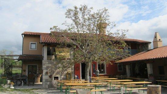 Agriturismo Le Torri di Slivia : ingresso