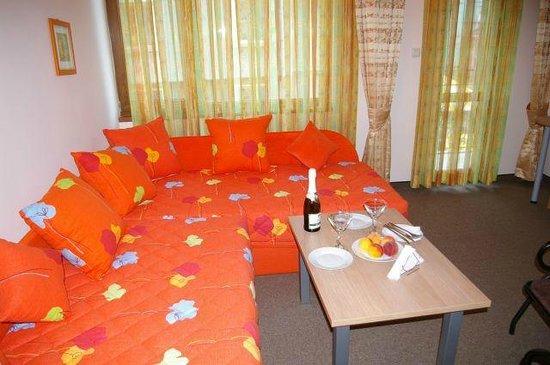 Zeus Hotel: Appartment