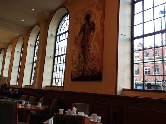 Radisson Blu Hotel, Leeds: Restaurant