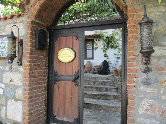 Hotel Nilya : Entrance