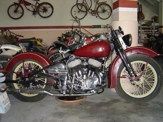 motorbike museum guadalest benidorm