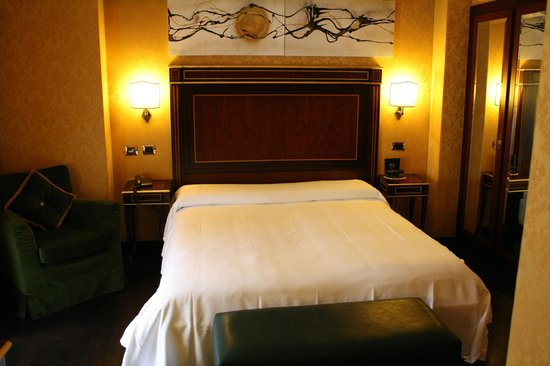 Trilussa Palace Congress & Spa: Bedroom