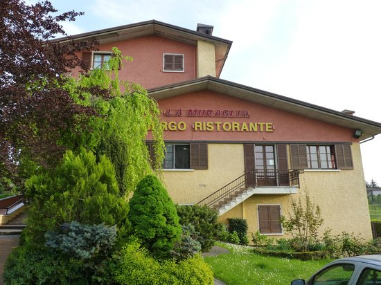 Hotel Il Castello: Hotel La Muraglia