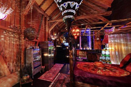 Bijou Hotel Love & Romance: XXL Lounge SWEET DREAMS