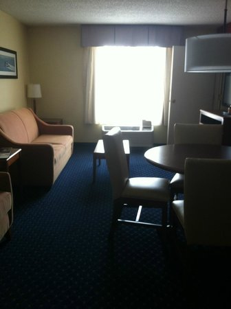 Comfort Inn at Joint Base Andrews : Comfortable and spacious