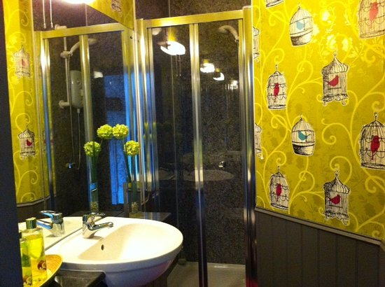 A Bathroom at Spire House
