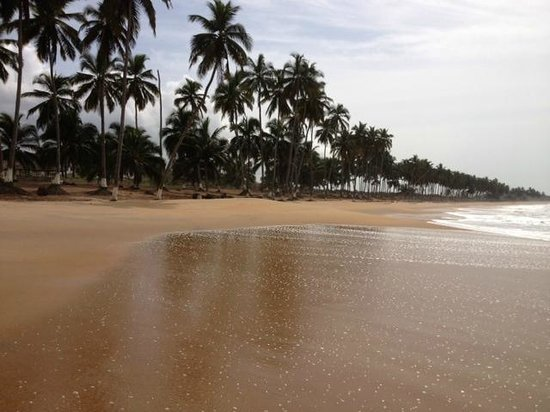 Cape Coast, Ghana: the beach