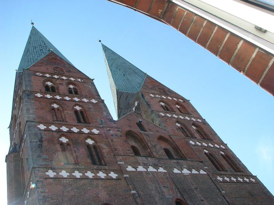 Hotel an der Marienkirche: View from the room