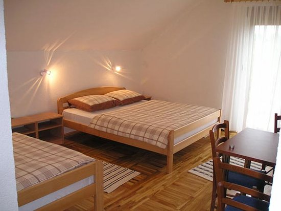 Plitvice House Preslica : rooms