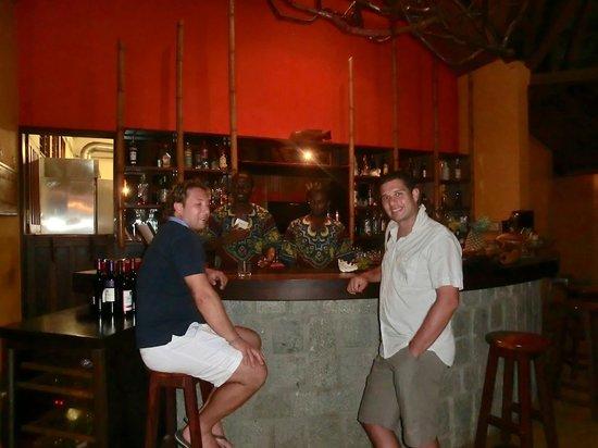 Loharano Hotel: Un rhum al bar
