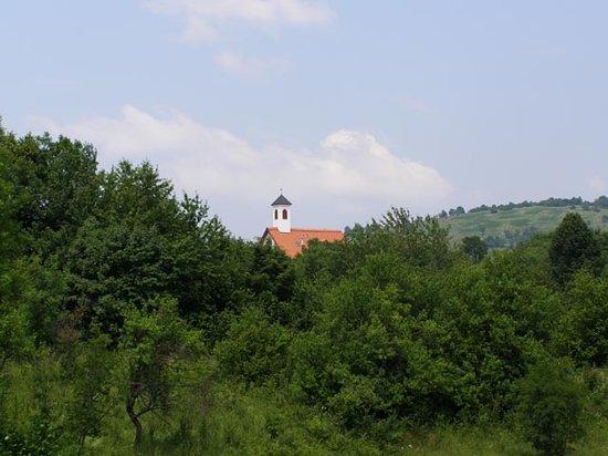 Plitvice House Preslica: view