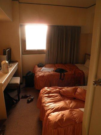 Hotel Consort : Twin Room