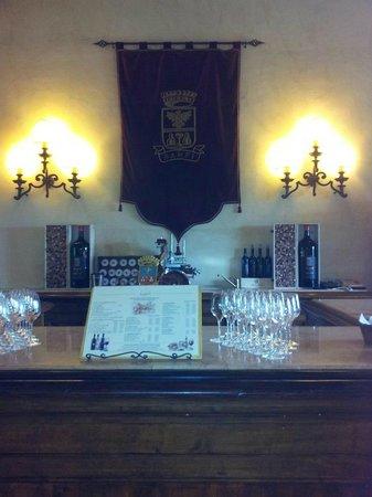 Castello Banfi - Il Borgo: Degustazioni
