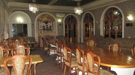 La sala da pranzo picture of hotel kamila samarkand for La sala da pranzo