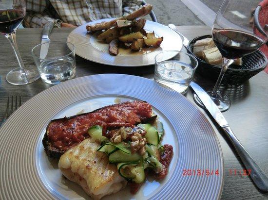 L'Alcove: 主菜2種