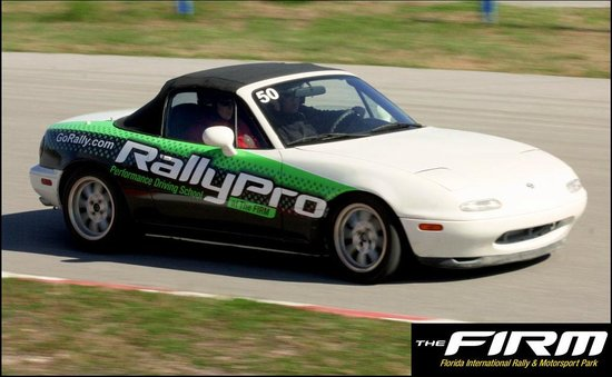 Florida International Rally & Motorsport Park: Performance Driving School