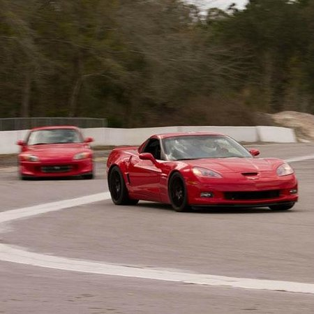 Florida International Rally & Motorsport Park: Track Rentals