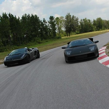 Florida International Rally & Motorsport Park: Exotic Arrive & Drive Experiences