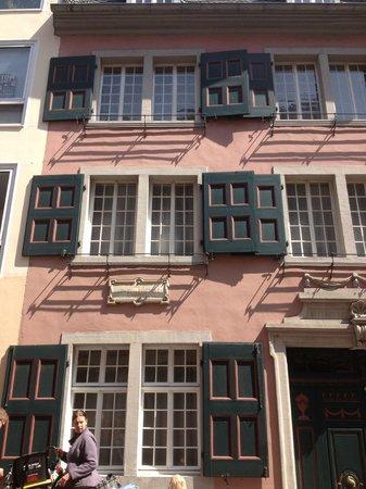 Foto de beethoven house bonn casa di beethoven - Facciata esterna casa ...