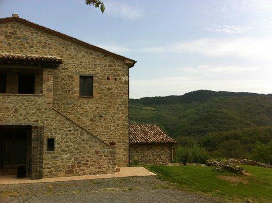 Agriturismo Montelovesco : fronte