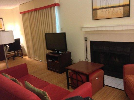 Residence Inn Denver Tech Center: Nice Big Studio
