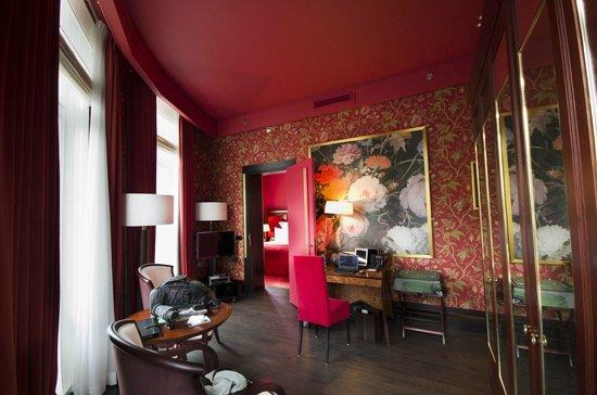 De L'Europe Amsterdam: Hotel Room