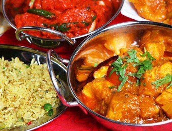 Alcazaba Lodges: Meals