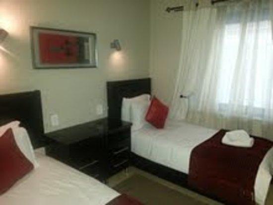 Alcazaba Lodges: Twin Room