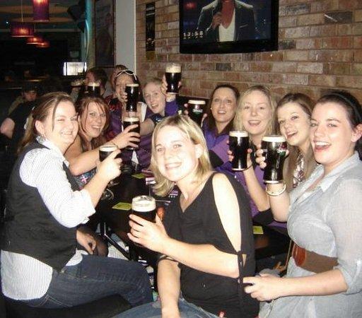Revolution Gastro Bar: Guinness Time at Revolution Waterford