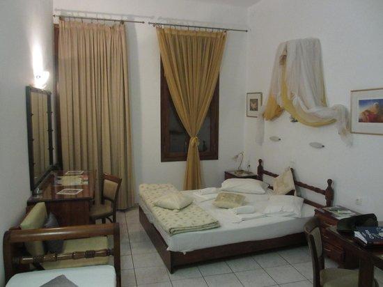 Idramon Hotel: La nostra stanza