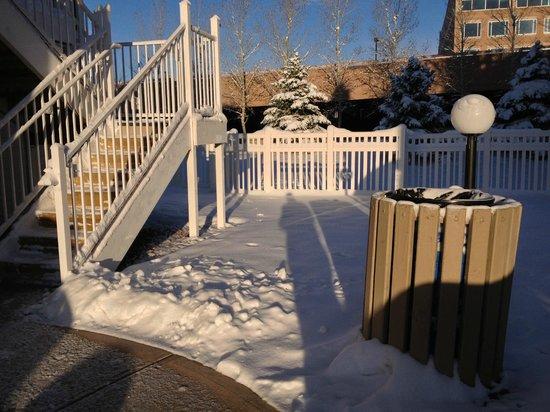 Residence Inn Denver Tech Center: Backside