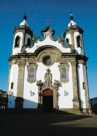 Our Lady of Carmo church